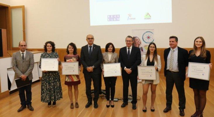 La Universidad de Alicante entrega los premios a los mejores trabajos turísticos