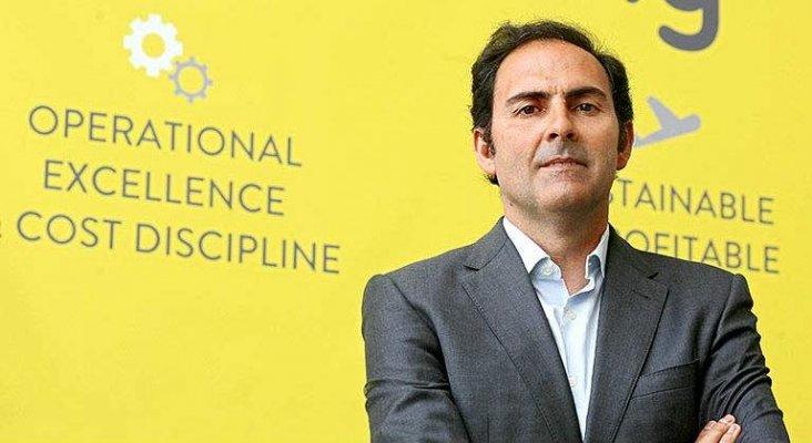 Javier Sánchez Prieto Alcázar presidente y CEO de Vueling