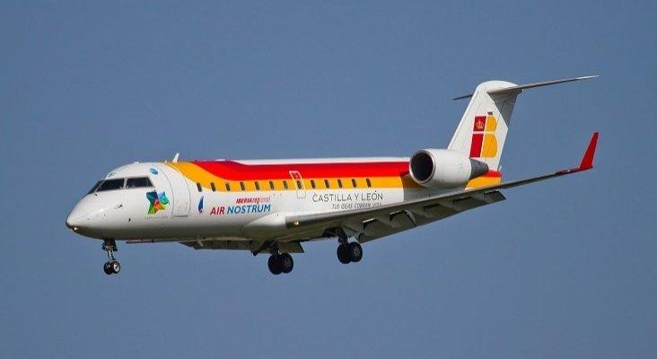 CRJ 200 Air Nostrum