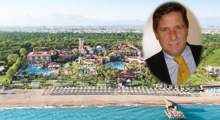 Ronny de Clercq: tras Thomas Cook, Alltours y LuxairTours, llega a Paloma Hotels