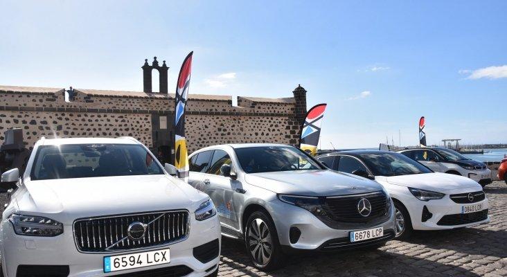 Canary Islands Car presenta los primeros vehículos eléctricos de su flota Foto: Lancelot Digital