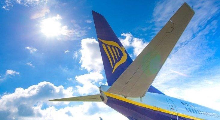 Ryanair podría presentar alegaciones a la compra de Air Europa   Foto: corporate.ryanair.com