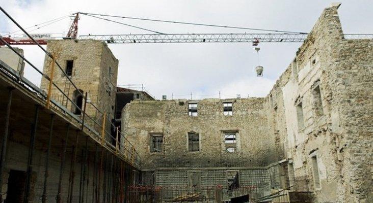 Se retoman las obras del Parador de Ibiza, tras nueve años paralizadas