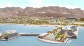 Tras 20 años, se retoma la construcción de hoteles en el Mar Muerto
