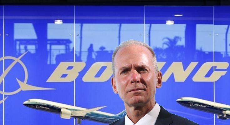 La crisis del 737 MAX le cuesta el puesto al CEO de Boeing