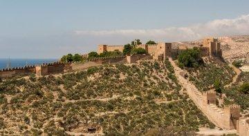 Almería   Foto: Alcazaba de Almería
