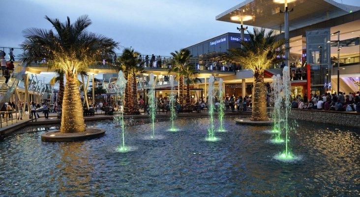 Intu se desprende del mayor centro comercial de España   Foto: intupuertovenecia.com
