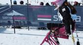 """Sierra Nevada premiada por su """"esquí para todos y sin barreras"""""""