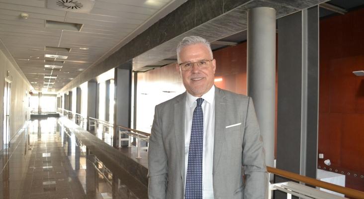 Pere Granados,  alcalde de Salou (Tarragona) y también presidente del Patronato de Turismo