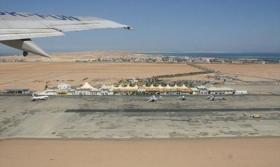 La apertura del nuevo aeropuerto de Marsa Alam (Egipto) es inminente| Foto: Egypt Indepent
