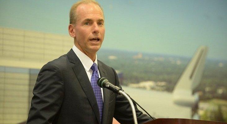 """El CEO de Boeing podría abandonar la compañía """"premiado"""" con 58 millones     Foto: NASA Johnson (CC BY-NC 2.0)"""