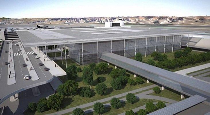 Aena planea remodelar con 1.500 millones el aeropuerto de Madrid  Foto: Aena vía El País