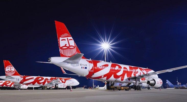 Suspenden la licencia a aerolínea europea