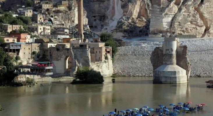 Turquía sumerge uno de los asentamientos más antiguos del mundo Foto: Ahval