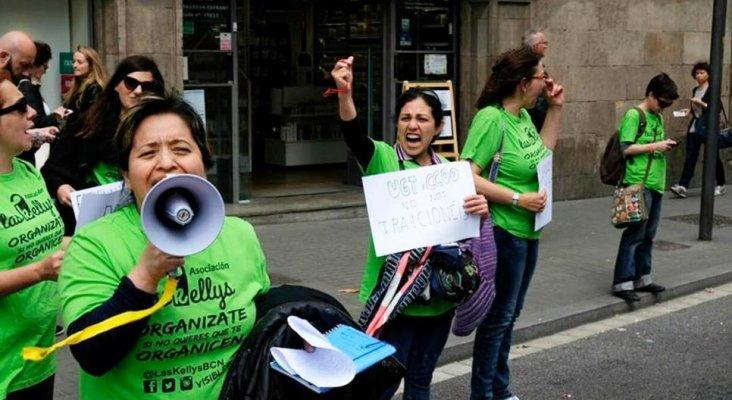 La subcontratación de personal en hoteles podría prohibirse en 2020 | Foto: Crónica Global