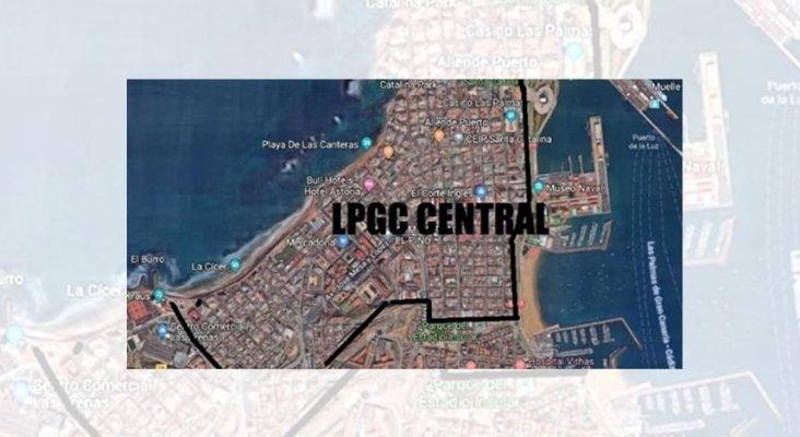 Proponen crear una zona de bajas emisiones en Las Palmas de Gran Canaria | Foto: La Provincia