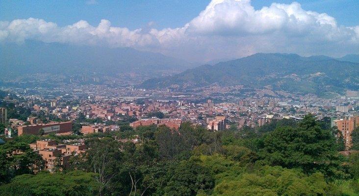 Colombia sorprende como el destino más atractivo de 2020   Foto: Medellín, Colombia