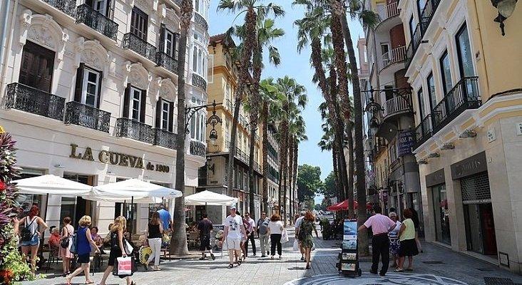 Málaga unificará la imagen de las terrazas del Centro Histórico   Foto: logopop (CC BY-SA 3.0)