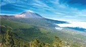 Una imagen del Teide abre el calendario 2020 de Turespaña para Japón