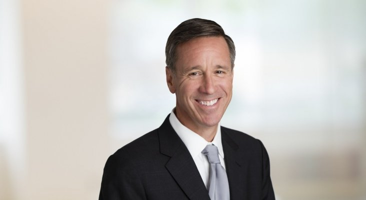 Arne Sorenson, CEO de Marriott International,