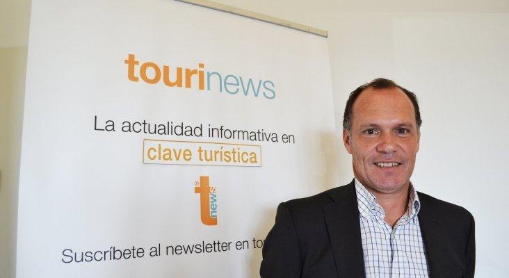 """Moisés Simancas: """"Si el turismo deteriora la calidad de vida de los residentes no nos sirve"""""""