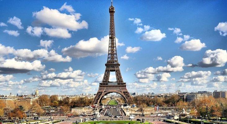 La Torre Eiffel cierra al público, sus trabajadores se unen a la huelga general