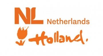 Países Bajos no será más Holanda en el exterior   Foto: Arriba, la nueva marca de Países Bajos, abajo la anterior- El País