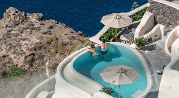 Récord en el mes más importante de reservas para el mercado británico  Foto: Santorini