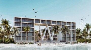 Marriott anuncia el debut de su marca W Hotels en la Península de Yucatán   Foto: Marriott International