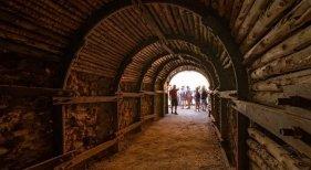 El Parque Minero de Riotinto roza los 100.000 visitantes en 2019   Foto: parquemineroderiotinto.es