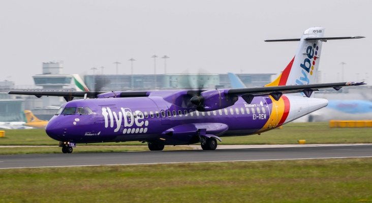 La aerolínea regional más grande de Europa vuelve a estar contra las cuerdas | Foto: Aero Pixels (CC BY 2.0)
