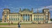 Reichstag en Berlín, Alemania