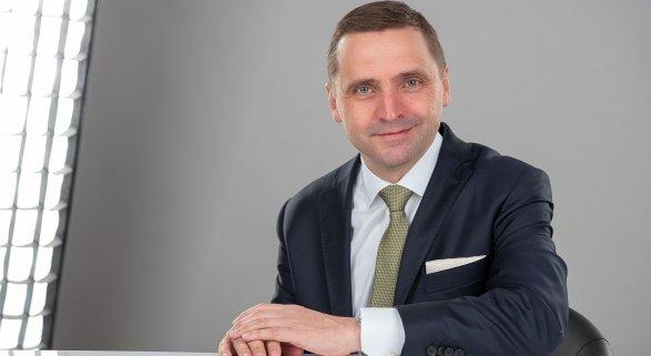 Thomas Bösl, director general de rtk