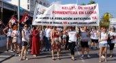 Las Kellys exponen sus reivindicaciones al responsable de Turismo de Baleares | Foto: rtve