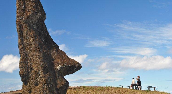 La pérdida de turistas argentinos merma los resultados turísticos de Chile | Foto: Rapa Nui- Javier Ramos Pinochet (CC BY-SA 3.0)