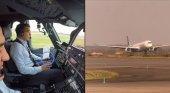 Airbus, un paso más cerca de los vuelos sin piloto Foto: Airbus