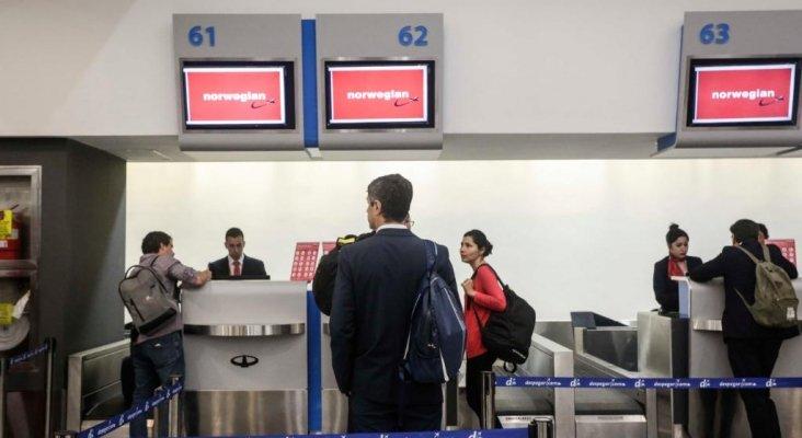 Norwegian se inspira en Ryanair y cobrará por el equipaje de mano |Foto: twitter