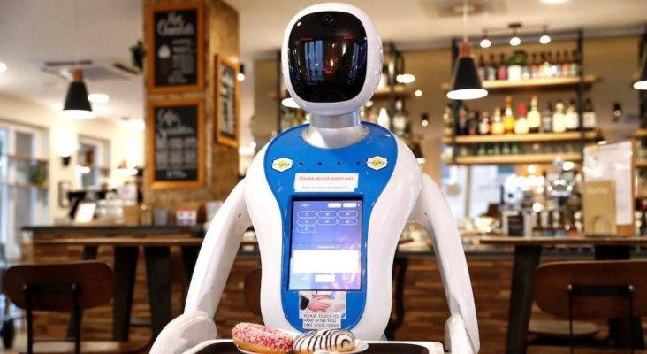 ¿El camarero del futuro será un robot?