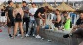 Palma (Mallorca) endurece las restricciones contra el turismo de excesos