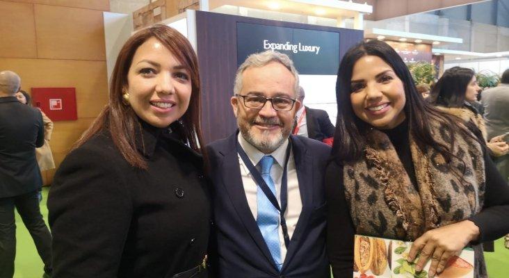 Angeli Páez, Ignacio Moll e Inés Páez, Chef Tita