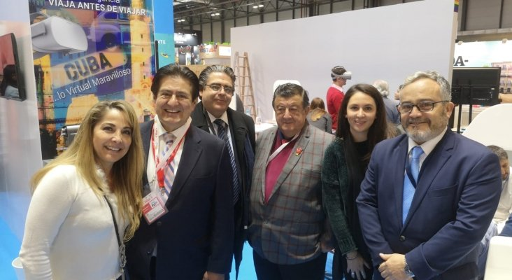 Gaby Guevara, Armando Bojorquez, José Antonio Parra, Sociedad de Estudios Internacionales, Carlos González Artigas, presidente Lafabril, e Ignacio Moll