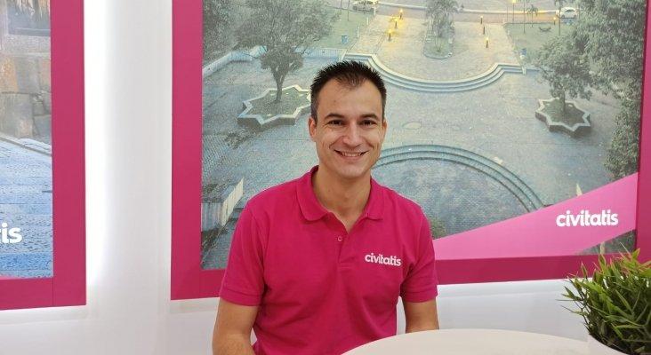 Alberto Gutiérrez fundador y CEO de Civitatis