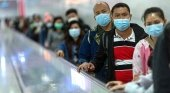 Golpe al turismo: China prohíbe la venta de paquetes vacacionales por el coronavirus   Foto: rtve