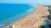 Maspalomas (Gran Canaria) contará con nuevos chiringuitos en febrero | Foto: Playa del Inglés (Maspalomas)- Ser