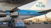 Avión de KLM Cargo|Foto: KLM