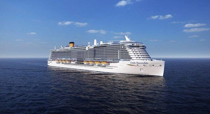 Un crucero permanece bloqueado en Italia por un posible caso de coronavirus | Foto: Costa Cruceros vía Youtube