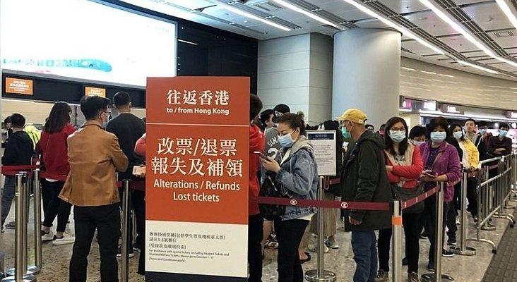 La crisis del coronavirus ya es una emergencia internacional