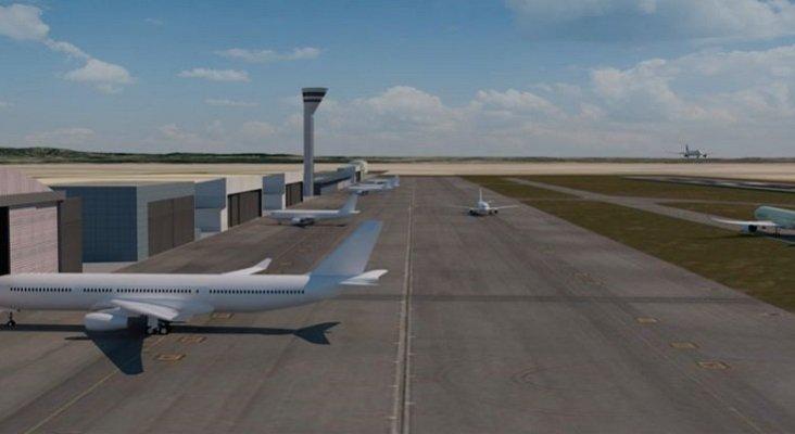 Madrid no contará con un segundo aeropuerto a corto plazo | Foto: Air City Madrid Sur