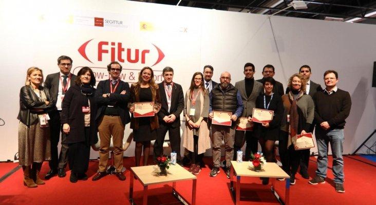 Taro Lanzarote y Nicehop, ganadores de 'The Chatbots Tourism Awards 2020' | Foto: Fitur