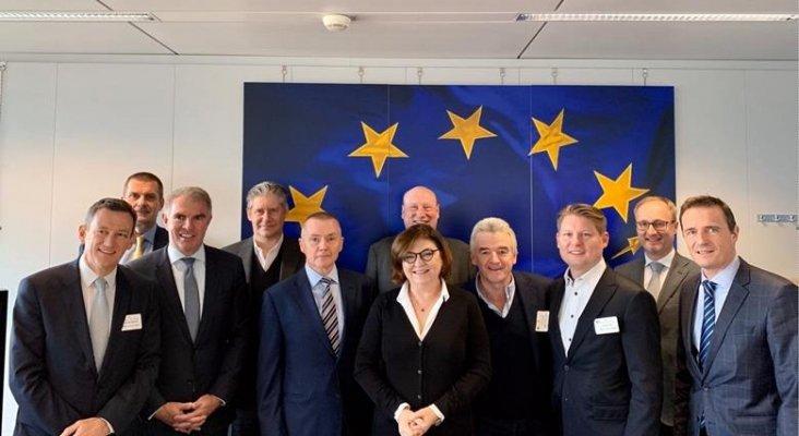 El mayor lobby aéreo europeo suma un poderoso aliado|Foto: A4E